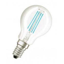 Lampara Ilumin Led Esf. Filamento E14 4w 470lm 2700k Osram