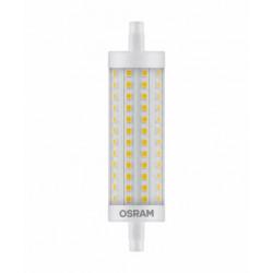Lampara Ilumin Led Lineal 78mm 8w 1095lm 2700k Osram