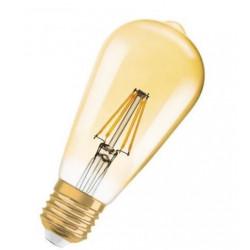 Lampara Ilumin Led Edison Filamento E27 4w 380lm 4000k Vinta