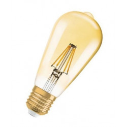 Lampara Ilumin Led Edison Filamento E27 6,5w 650lm 4000k Vin