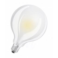 Lampara Ilumin Led Globo Filamento E27 6,5w 725lm G125 2400k
