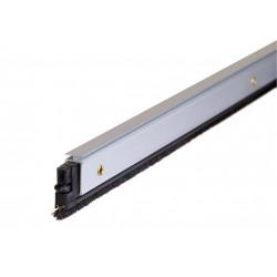 Burlete Alma Lock-2 Plata 102cm