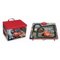 Caja Orden 31x41x28cm Pp/carton Tapete Juegos Cars Domopak L