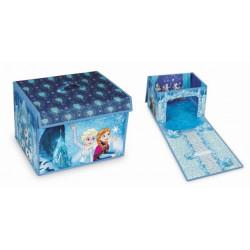 Caja Orden 31x41x28cm Pp/carton Casa Juegos Frozen Domopak L