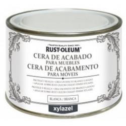 Cera Acabado Para Muebles 400 Ml Blanca Chalky Rust-oleum