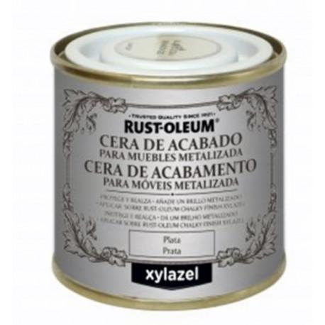 Cera Acabado Para Muebles 125 Ml Pla Chalky Rust-oleum