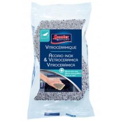 Estropajo Limp Fibra Inox  Vitroceramica/induccion Spontex