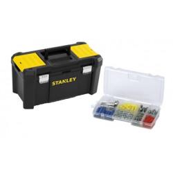 Caja Herram 48x25x25cm C/met. Pl Stanley