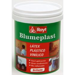 Latex Plastico Brillante-blumeplast M10 Sellador Conrayt 1kg