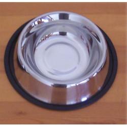 Comedero Animales Inox 34 Cm. 035.055 Unidad 2.5lt
