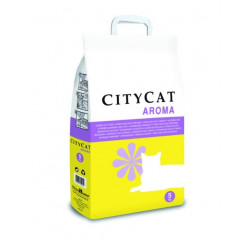 Arena Gato City Cat Absorbente Perf 8 Lt