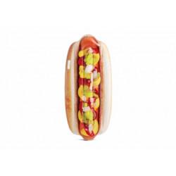 Colchoneta Pisc. 180x89cm Hinch Intex Pl Hotdog