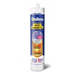 Silicona Neutra Co/bañ 300 Ml Tr. C/fung Baño Perfecto Quilo
