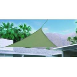 Toldo Jard 5x5x5m Triangulo Naatuur Bei Nt123415