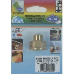 Racor Marsella Redondo H1/2xm3/8 200052