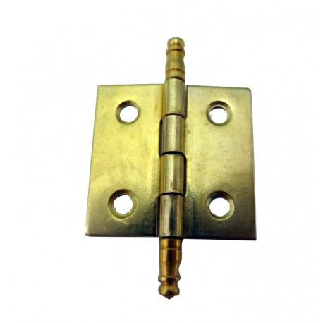 Bisagra M/vent R/alto 30x30mm Lat C/cu Atorn. Lim