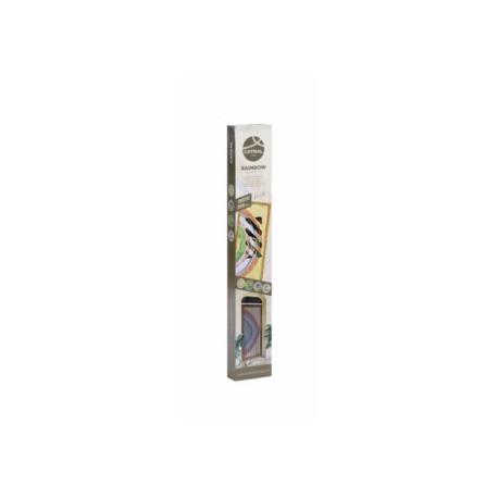 Cortina Pta 90x200cm Catral Mad Nat Rainbow Haban. 71060019