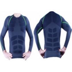 Camiseta Termica 2xl/3xl Total Nylon/poliester Ne Udc-1400 U