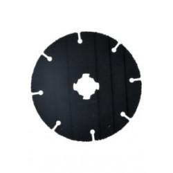 Disco Corte Multimat Ø 125mm X-lock Carburo Multiwhe Bosch