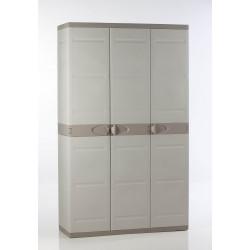 Armario Orden 176x105x44cm Res Titanium