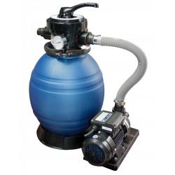 Equipo Filtracion Monobloc 400+bomba 0,35 Hp