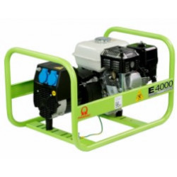 Generador Gasolina Motor Honda Engine Stage V 230v 50hz 3,4k