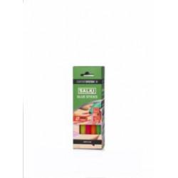Cola Termof. 10 Pz Pega, Sella Y Rellena Salki Surtido