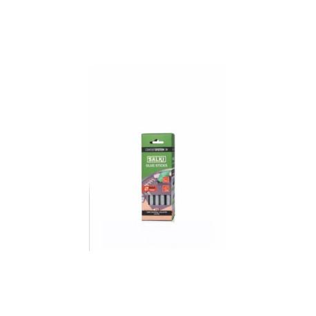 Cola Termof. 10 Pz Pega, Sella Y Rellena Salki Purpurina