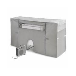 Cobertor Tendedero Con Calefactor 180x56x106mm Gr Rayen 1 Pz