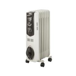 Radiador Elec 11 Elementos 2500w Aceite S&p Gr Sahara-2503 1
