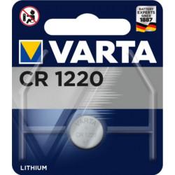 Pila Boton 1220 Varta 0