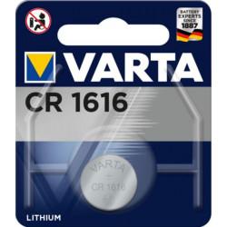 Pila Boton 1616 Varta