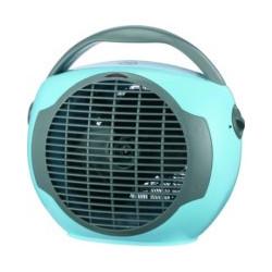 Calefactor Elec Vert 1000/2000w Term Az/gr Vivahogar 0