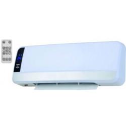 Calefactor Elec Mural 2000w 56x11,6*18,4 M/dist Split Vivaho