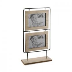 Marco Decorativo 38,5 X 8 X 20,5cm Versa Mad 15x10cm 2093050