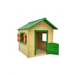 Casa Jard 116x138x132cm Inf Outdoor Toys Mad Ver/mad Knh1001
